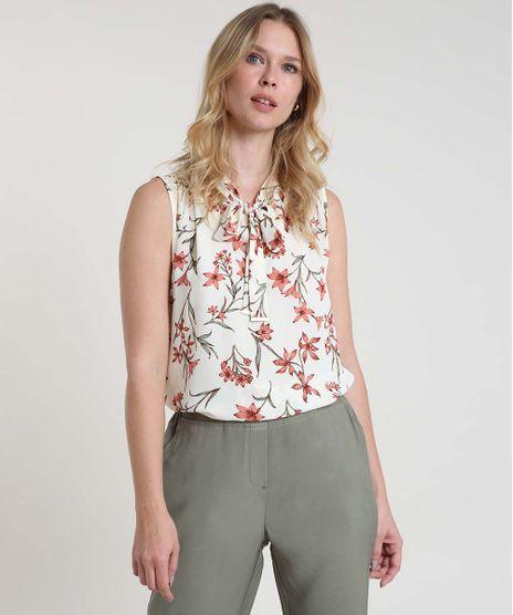 Regata-Feminina-Estampada-Floral-Gola-Laco-Off-White-9852178-Off_White_1