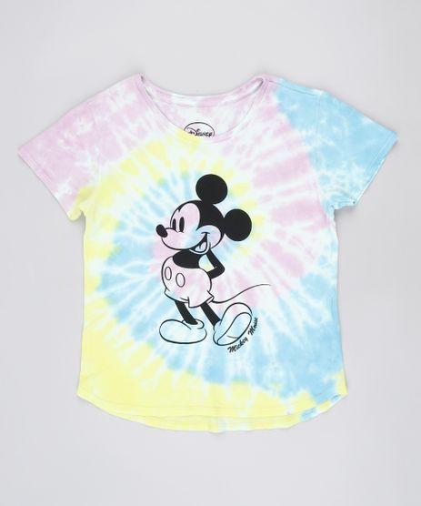 Blusa-Infantil-Mickey-Estampada-Tie-Dye-Manga-Curta-Multicor-9943184-Multicor_1