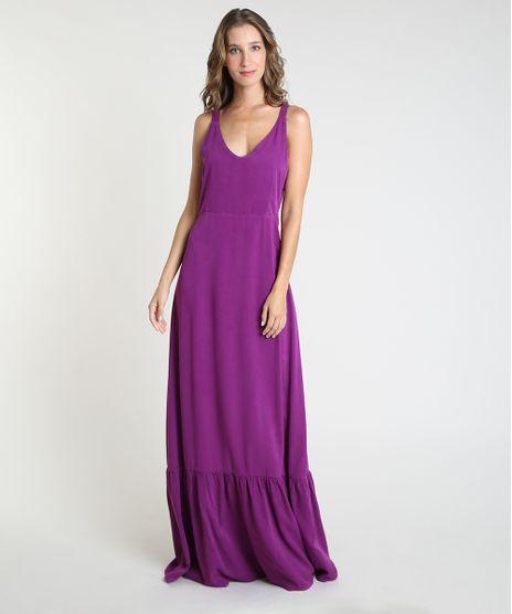 Vestido-Feminino-Mindset-Longo-com-Recorte-Alca-Media-Roxo-9946229-Roxo_1