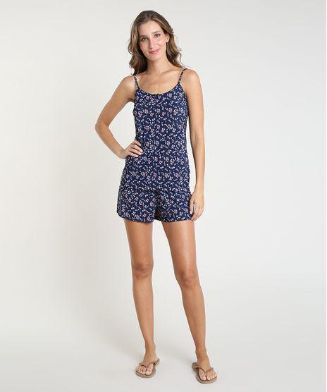 Short-Doll-Feminino-Estampado-Floral-Alca-Fina-Azul-Marinho-9846553-Azul_Marinho_1