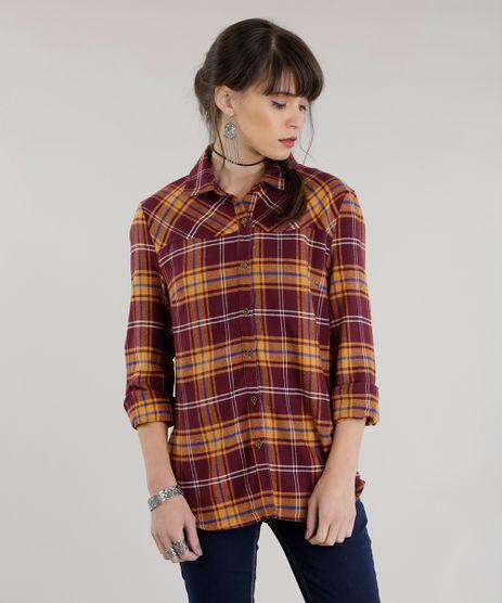 Camisa-Xadrez-Amarela-8525257-Amarelo_1