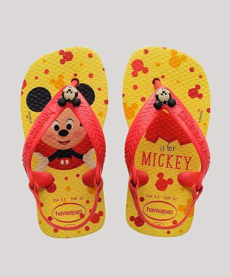 Chinelo-Infantil-Havaianas-New-Baby-Disney-Classics-Mickey-com-Elastico-Amarelo-9918401-Amarelo_1