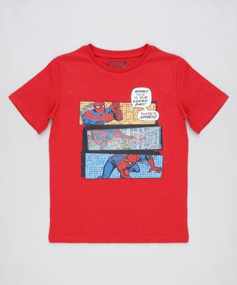 Camiseta-Infantil-Homem-Aranha-Holografica-Manga-Curta-Vermelha-9839115-Vermelho_1