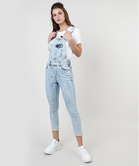 Macacao-Jeans-Feminino-Super-Skinny-Cropped-com-Bolsos-Azul-Claro-9887387-Azul_Claro_1