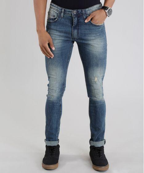 Calca-Jeans-Skinny-Azul-Medio-8614382-Azul Medio 1 ... c5e6460f2c5