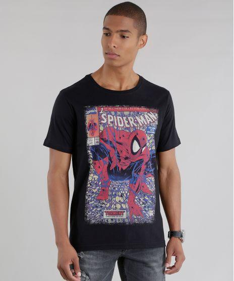 Camiseta Masculina Estampada, Listrada, e Mais - C&A
