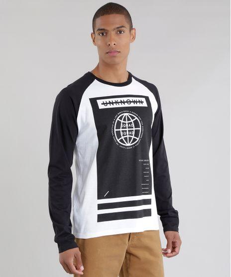Camiseta--Unknow--Branca-8602407-Branco_1