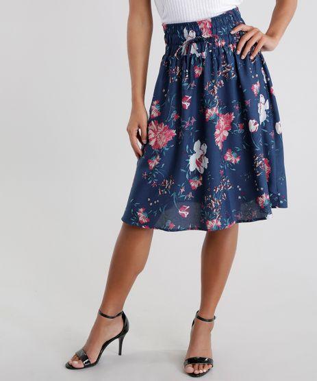 Saia-Estampada-Floral-Azul-Marinho-8676202-Azul_Marinho_1