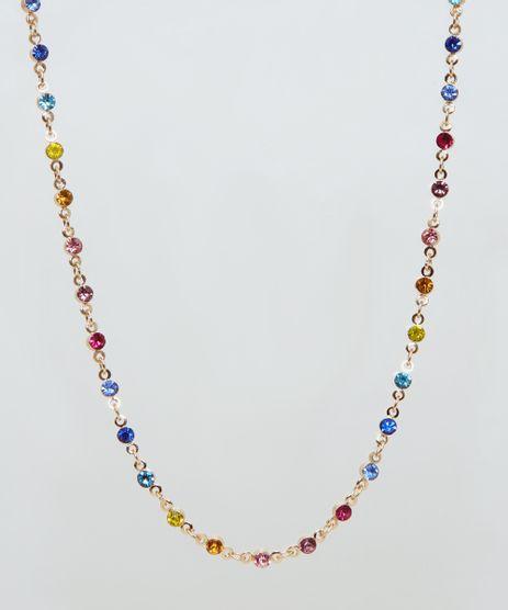Colar-Feminino-com-Pedra-Zirconia-Dourado-9860313-Dourado_1
