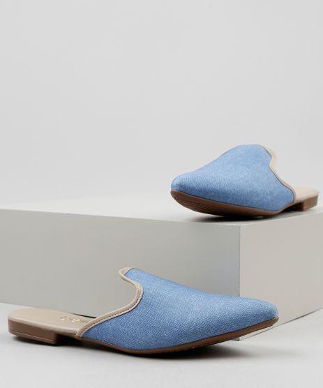 Mule-Jeans-Feminino-Beira-Rio-Conforto-Bico-Fino-Azul-Claro-9942361-Azul_Claro_1