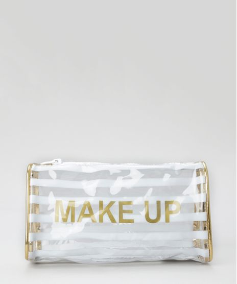 Necessaire-Listrada--Make-Up--Branca-8617135-Branco_1