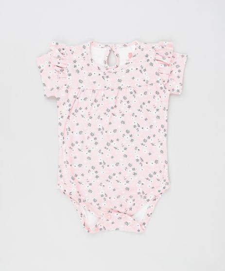 Body-Infantil-Estampado-Floral-com-Babado-Manga-Curta-Rosa-Claro-9905363-Rosa_Claro_1