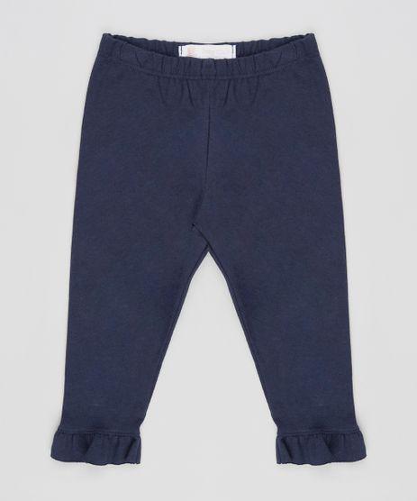 Calca-Legging-Infantil-com-Babado-Azul-Marinho-9905223-Azul_Marinho_1