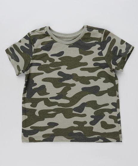 Camiseta-Infantil-Estampada-Camuflada-Manga-Curta-Verde-Militar-9879821-Verde_Militar_1