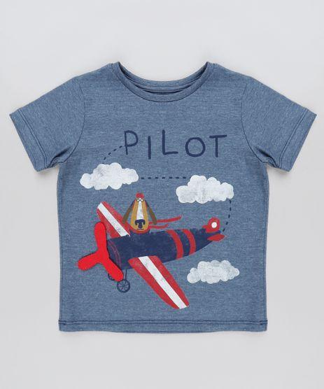 Camiseta-Infantil-Cachorro-Piloto-Manga-Curta-Azul-Marinho-9910442-Azul_Marinho_1