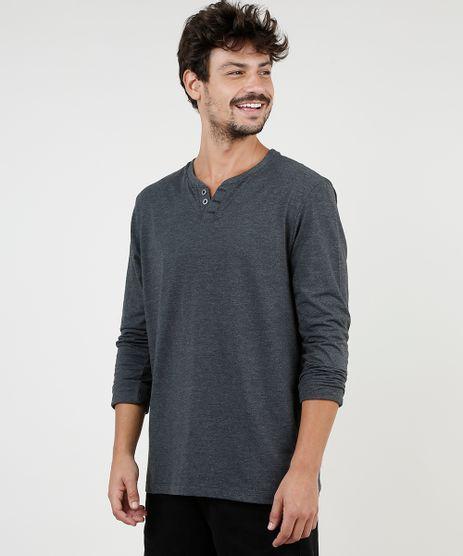 Camiseta-Masculina-Basica-Manga-Longa-Gola-Careca-Cinza-Mescla-Escuro-9555248-Cinza_Mescla_Escuro_1