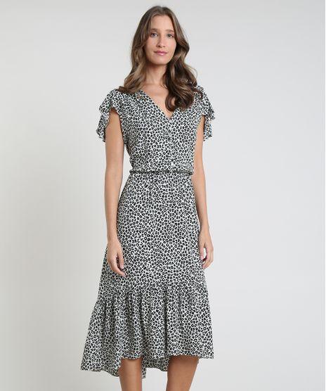 Vestido-Feminino-Midi-Mullet-Estampado-Animal-Print-Onca-com-Babado-na-Manga-Branco-9941825-Branco_1