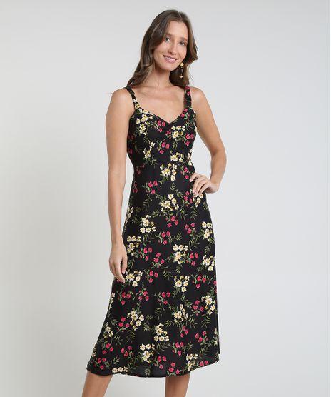 Vestido-Feminino-Midi-Estampado-Floral-Alca-Media-Preto-9875520-Preto_1