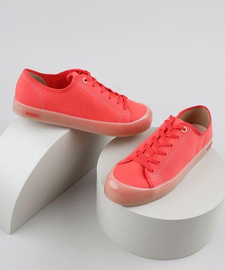 Tenis-Feminino-Zaxy-Daily-Flatform-Coral-9941623-Coral_1