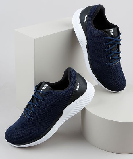 Tenis-Masculino-Actvitta-Knit-Running--Azul-Marinho-9942841-Azul_Marinho_1