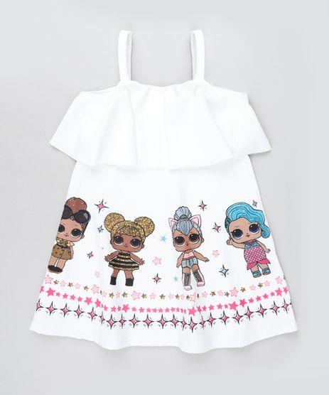Vestido-Infantil-LOL-Surprise-Texturizado-Alca-Fina-Branco-9905741-Branco_1