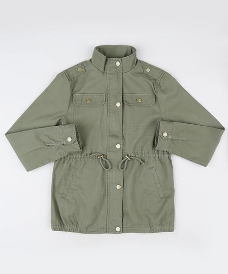 Jaqueta-Parka-Infantil-Gola-Alta--Verde-Militar-9818706-Verde_Militar_1