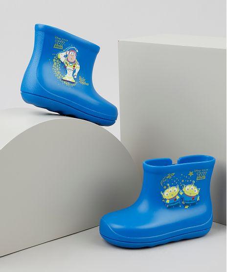 Bota-Galocha-Infantil-Grendene-Toy-Story-com-Velcro-Azul-9938913-Azul_1