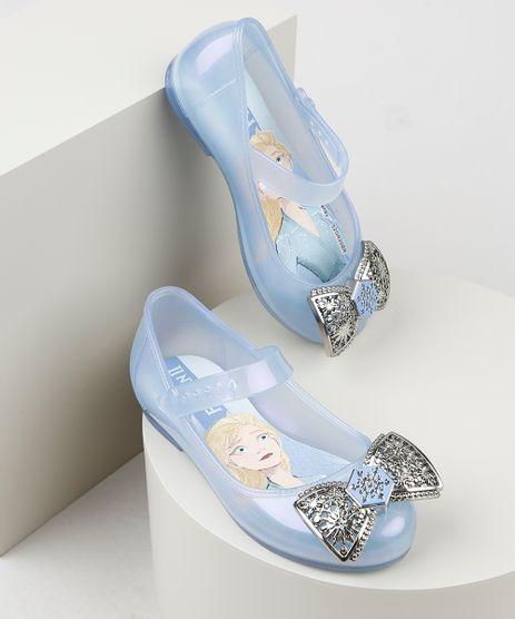Sapatilha-Infantil-Grendene-Elsa-Frozen-Transparente-com-Laco-Azul-Claro-9938917-Azul_Claro_1