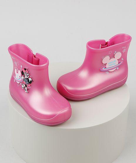 Bota-Galocha-Infantil-Grendene-Mickey-e-Minnie-com-Velcro-Rosa-9938912-Rosa_1