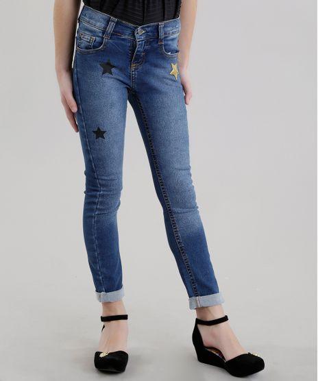 Calca-Jeans-com-Paetes-Azul-Medio-8599497-Azul_Medio_1