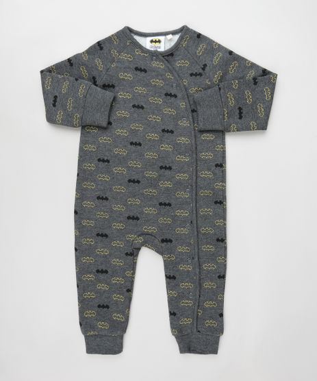 Macacao-Infantil-Estampado-Batman-em-Moletom-Felpado-Punho-Vira-Luva-Chumbo-9844360-Chumbo_1