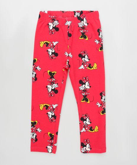 Calca-Legging-Infantil-Estampada-da-Minnie-Vermelha-9895160-Vermelho_1