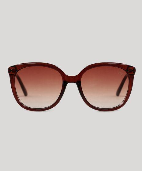 Oculos-de-Sol-Redondo-Feminino-Yessica-Marrom-9944157-Marrom_1