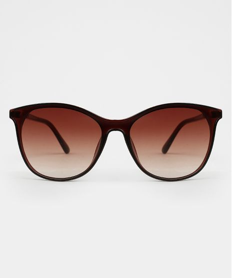 Oculos-de-Sol-Redondo-Feminino-Yessica-Marrom-9944159-Marrom_1