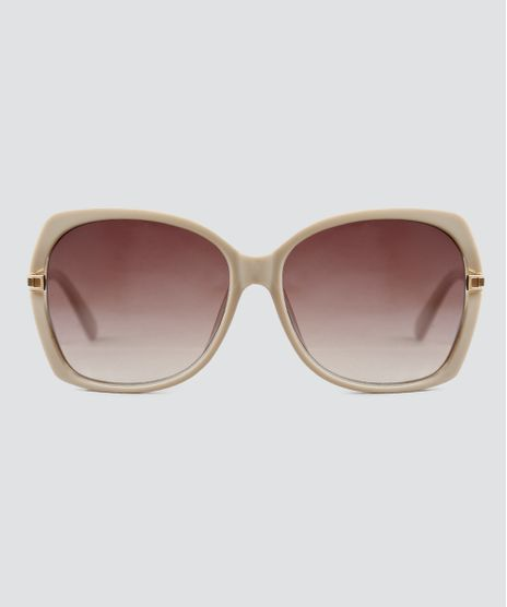 Oculos-de-Sol-Quadrado-Feminino-Yessica-Bege-Claro-9946536-Bege_Claro_1