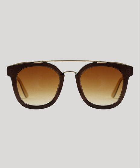 Oculos-de-Sol-Redondo-Feminino-Yessica-Marrom-9944122-Marrom_1