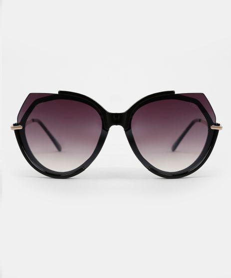 Oculos-de-Sol-Redondo-Feminino-Yessica-Preto-9946522-Preto_1