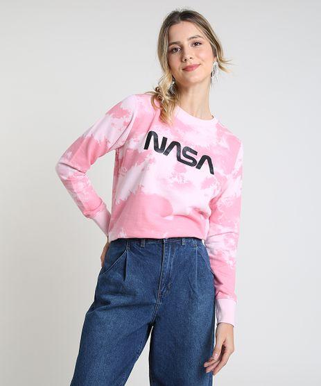 Blusao-Feminino-NASA-Estampado-Tie-Dye-em-Moletom-Rosa-9912924-Rosa_1