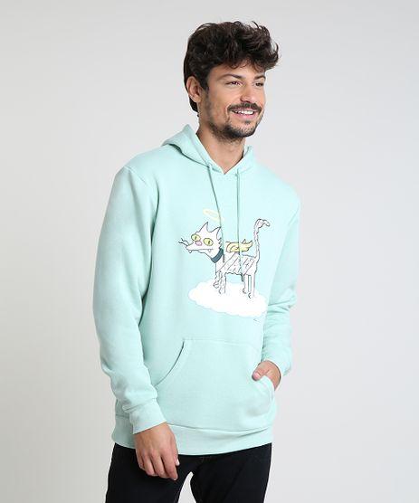 Blusao-Masculino-Bola-de-Neve-Os-Simpsons-em-Moletom-com-Capuz-Azul-Claro-9801843-Azul_Claro_1