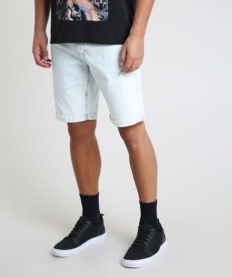 Bermuda-Jeans-Masculina-com-Bolsos-Azul-Claro-9942498-Azul_Claro_1