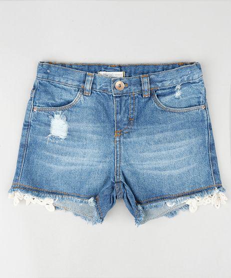 Short-Jeans-Infantil-com-Guipir-e-Bolsos-Azul-Medio-9892636-Azul_Medio_1