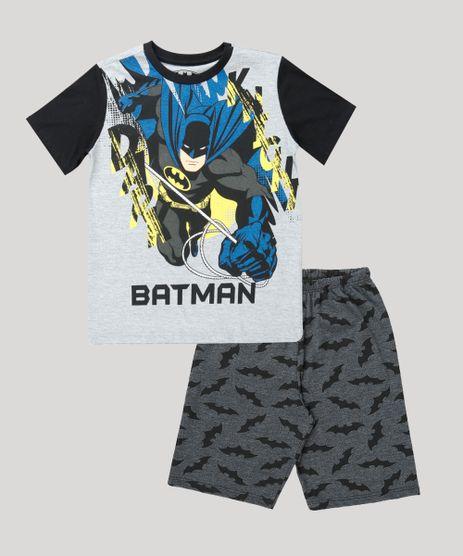 Pijama-Infantil-Batman-Manga-Curta--Preto-9879624-Preto_1