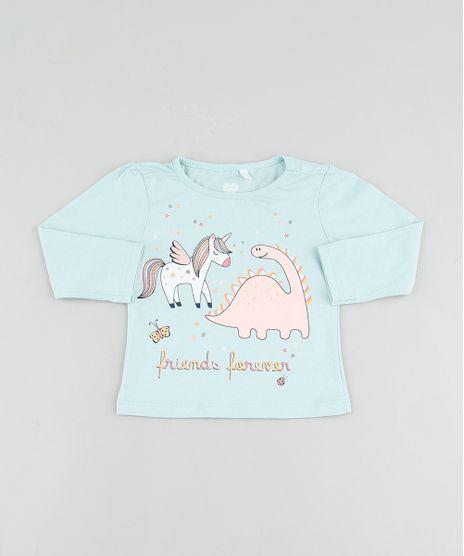 Blusa-Infantil-Unicornio-e-Dinossauro-Manga-Longa-Verde-Agua-9895158-Verde_Agua_1