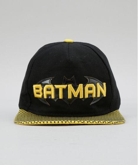 Bone-Batman-Preta-8673859-Preto 1 ... b6cc07a43fa