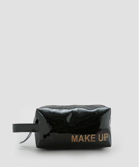 Necessaire-com-Brilho--Make-Up--Preta-8617193-Preto_1