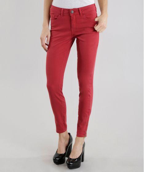 d6b0c5ff2fde8 Calca-Super-Skinny-Vermelha-8526170-Vermelho 1 ...