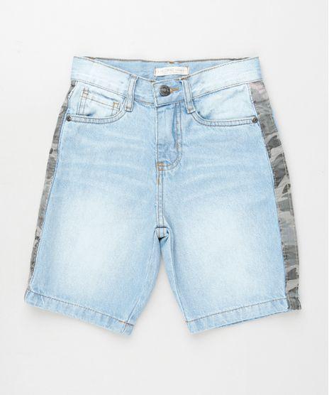 Bermuda-Jeans-Infantil-com-Recorte-Camuflado-Azul-Claro-9884059-Azul_Claro_1