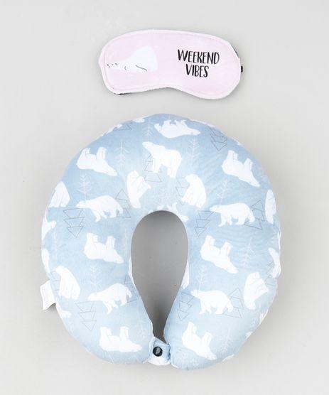 Kit-Apoio-de-Pescoco-Urso-Polar----Tapa-Olho-com-Bordado-Azul-9947003-Azul_1