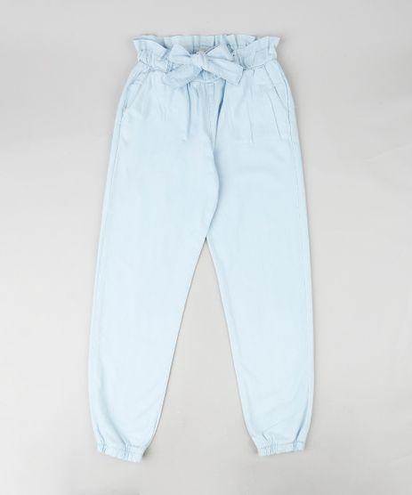 Calca-Jeans-Infantil-Clochard-Jogger-com-Laco-Azul-Claro-9928609-Azul_Claro_1