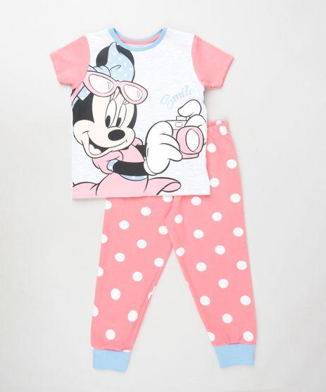 Pijama-Infantil-Minnie-Manga-Curta-Rosa-9879739-Rosa_1